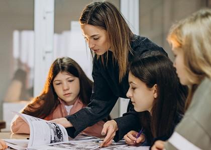 Обучение по езици за деца
