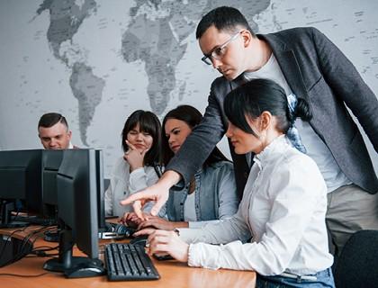 Бизнес езиково обучение