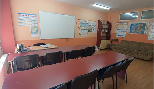 Учебна база Велико Търново