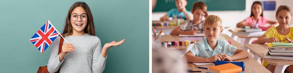 Курсове по Английски език за ученици